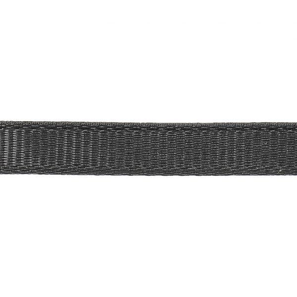 Grosgrainbånd sort