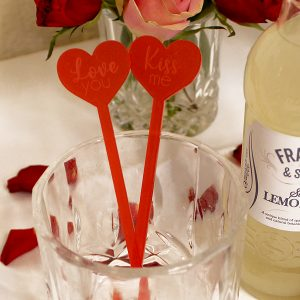 Valentines drinkspinde