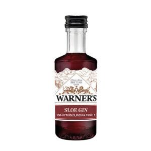 Warner's Sloe Gin - 5cl